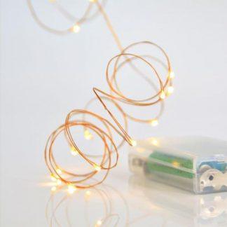 LED Λαμπάκια σε Χαλκό