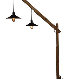 Φωτιστικό ΕΠΙΤΡΑΠΕΖΙΟ HL-306FL MICHIO FLOOR LAMP